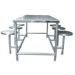 Stainless Steel Dining Tables