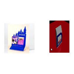 Acrylic Flyer Dispensers