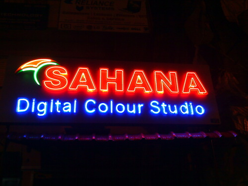 Acrylic Letters And Neon Signs Boards