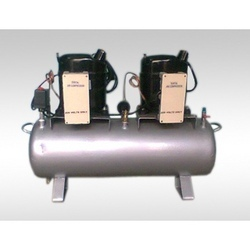 Double Head Air Compressor