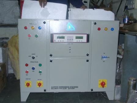 Pump Testing Panel