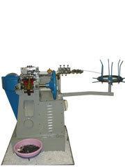 Automatic Gem Clip Making Machine