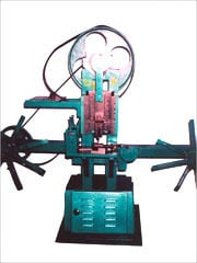 Automatic Safety Pins Making Machine