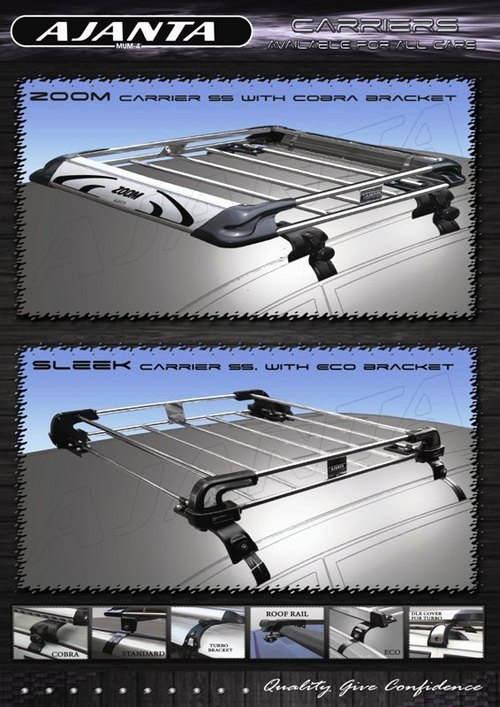 Zoom And Sleek Luggage Carriers