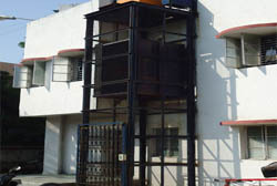 Goods Lift [Cage Lift]