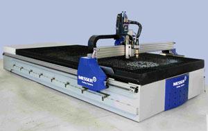 Metal Master Cnc Plasma Cutting Machine