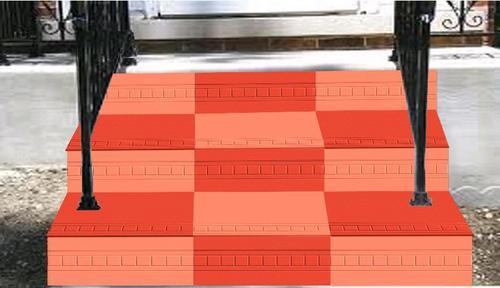 Rubber Moulds For Designer Tiles