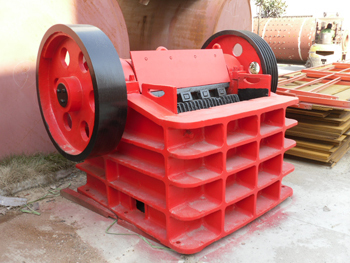Aac Production Line Jaw Crusher