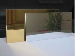 Good Quality Gold Mirror Aluminium Composite Panel