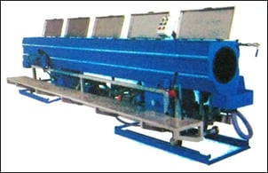 Double Chamber Cooling Spray Tank