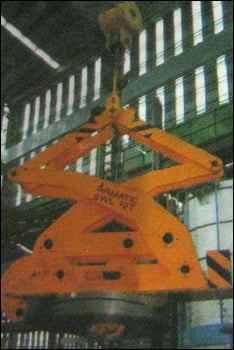 Vertical Coil Tong