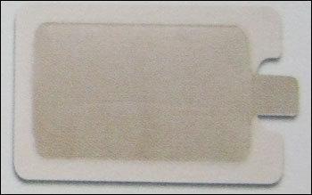 Disposable Patient Plates Single Foil Child
