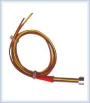 PTFE Cable Type Cartridge Heater