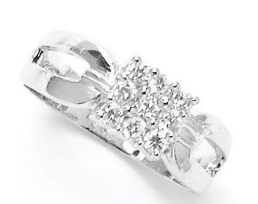 Designer Solitaire Ring