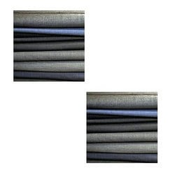 Polyester & Viscose Blended Suitings And Shirtings