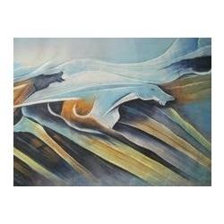 Silk Paintings in  Nangloi