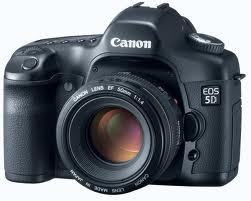 EOS 5D Mark II Digital SLR Camera