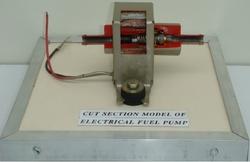 Electrical Fuel Pump Model
