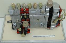 Inline Type Fuel Injection Pump Model