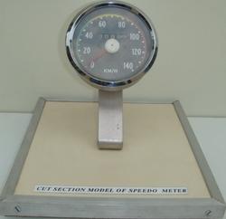 Speedo Meter Model