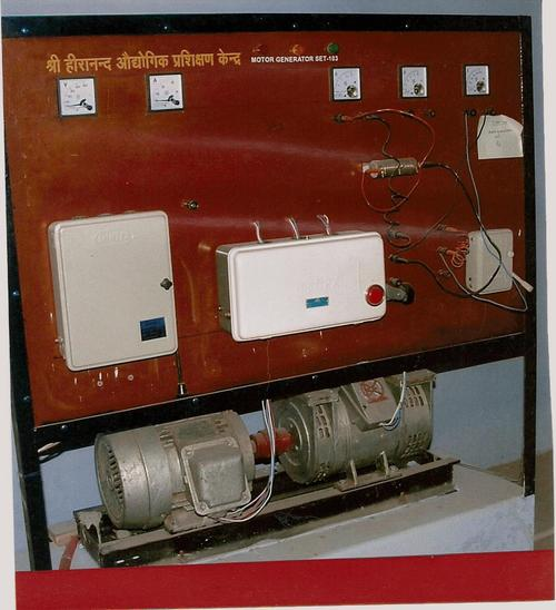 Motor Generator AC To DC in  Asaf Ali Road
