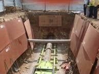 Trenchless Crossing Construction Solution