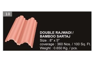Double Rajwadi Tiles