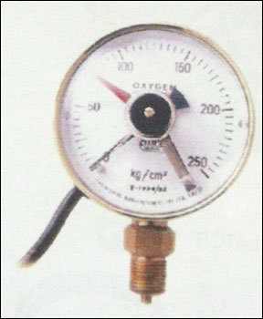 Gas Bank Alarm