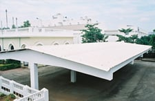 PVC Corrugated Sheet For Roofing