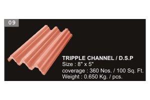 Tripple Channel / D.S.P Tiles