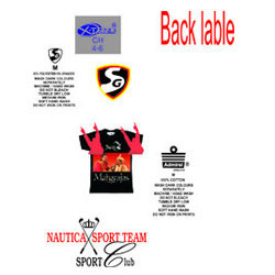 Back Labels