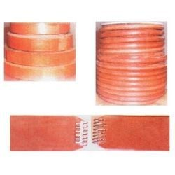 Flat And Round Leather Beltings