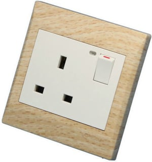 Electric Power Socket Outlet