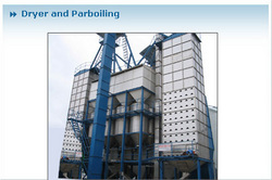Dryer And Parboiling