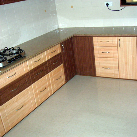 Wooden Kitchen Furniture | Italian Kitchen Furniture Accurate Wood Works Pvt Ltd Godown