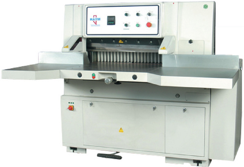 KAYM 78 E Full Automatic Paper Cutting Machine/ Guillotine