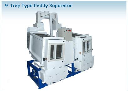 Tray Type Paddy Separators