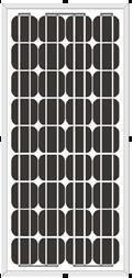 156 Mono Solar Module 36 Pcs