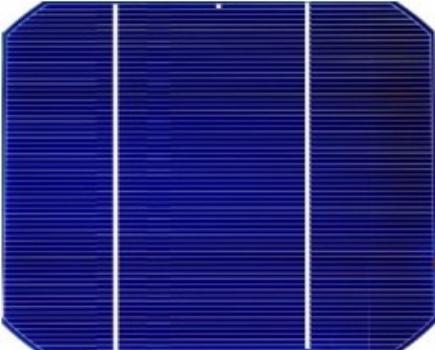 2 Bus-Bar 156 Mono-Crystalline Solar Cell