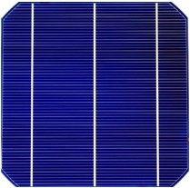 3 Bus-Bar 156 Mono -Crystalline Solar Cell
