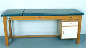 Examination Couch (Wooden)