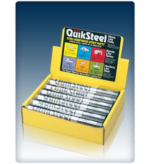 QuikSteel Steel Reinforced Epoxy Putty at Best Price in