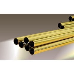 Brass Pipes And Tubes