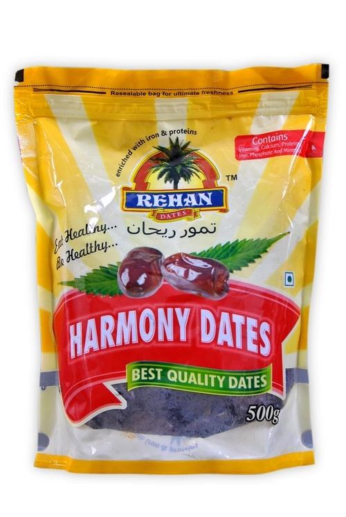 Harmony dates