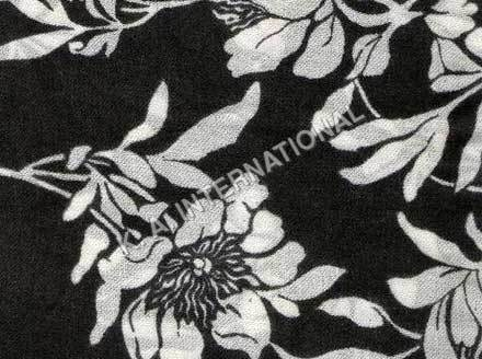 Wool Printed Fabric
