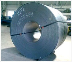 Steel Chequered Coils
