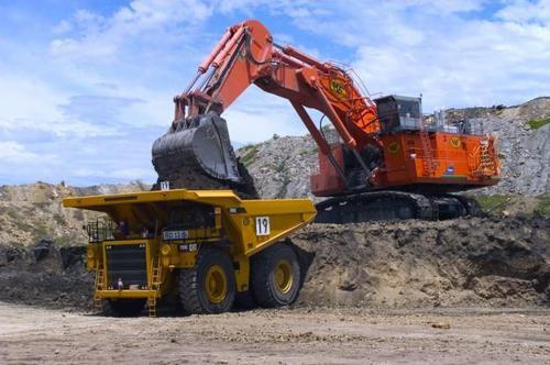 Steam Coal, Iron Ore and Nickel Ore