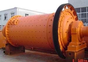 Welded Excellent Professional Rod Mill