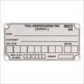 Aluminium Anodized Multicolour Weatherproof Labels