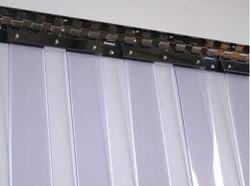 Plain Pvc Strip Curtains